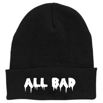 all bad beanie